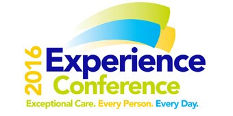 2016 Experience Conference - Exceptional Care. Every Person. Every Day.