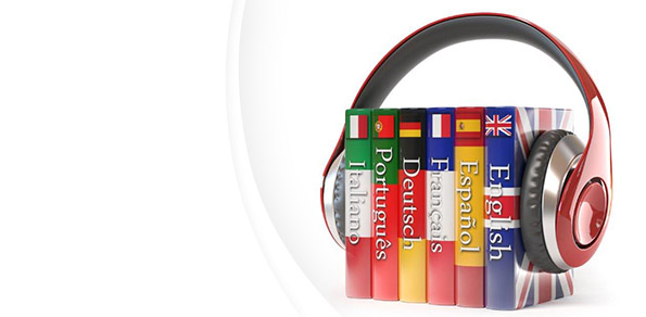 Try <i>Rosetta Stone</i> to learn different languages online.