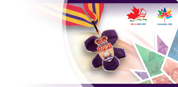 Nominate an extraordinary <br>New Brunswicker for the Order of New Brunswick.