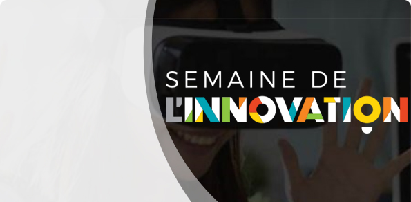 Semaine de l'innovation: du 29 avril au 5 mai