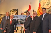 Construction of Saint John Law Courts underway