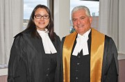 Blais receives Queen's counsel