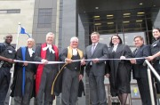 Moncton Law Courts officially open