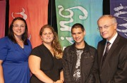 Portage Atlantic students recognized