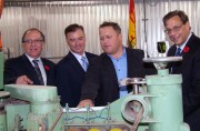 New manufacturing plant in St-Arthur
