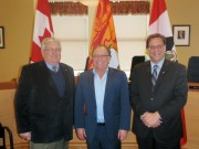 Provincial, federal governments invest in infrastructure in Campbellton
