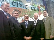 Provincial, federal governments announce support to modernize Carleton Civic Centre