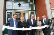 Affordable housing units officially open in Saint John