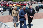 Royals charm New Brunswickers