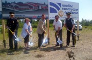 Provincial government invests in community component of new municipal building in Rogersville