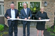 Affordable housing units officially opened in Dieppe