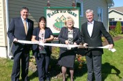 Affordable housing units officially opened in Grand Falls