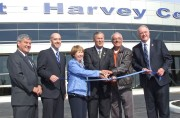 Ouverture officielle du Centre Grant-Harvey