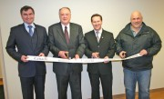 Affordable housing units officially open on St. Mary's Street, Fredericton