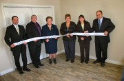 Affordable housing units officially open in Miramichi