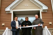 Affordable housing units officially open in Moncton