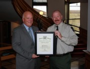 Wildlife officer of the year recognized
