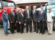 Provincial, federal governments investing in improvements for trucking industry