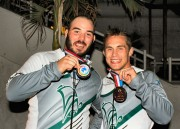 Two more wrestling bronze medals