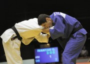 Shannon eliminated from medal round in judo