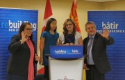 Launch of provincial initiative to develop an entrepreneurial spirit in francophone schools