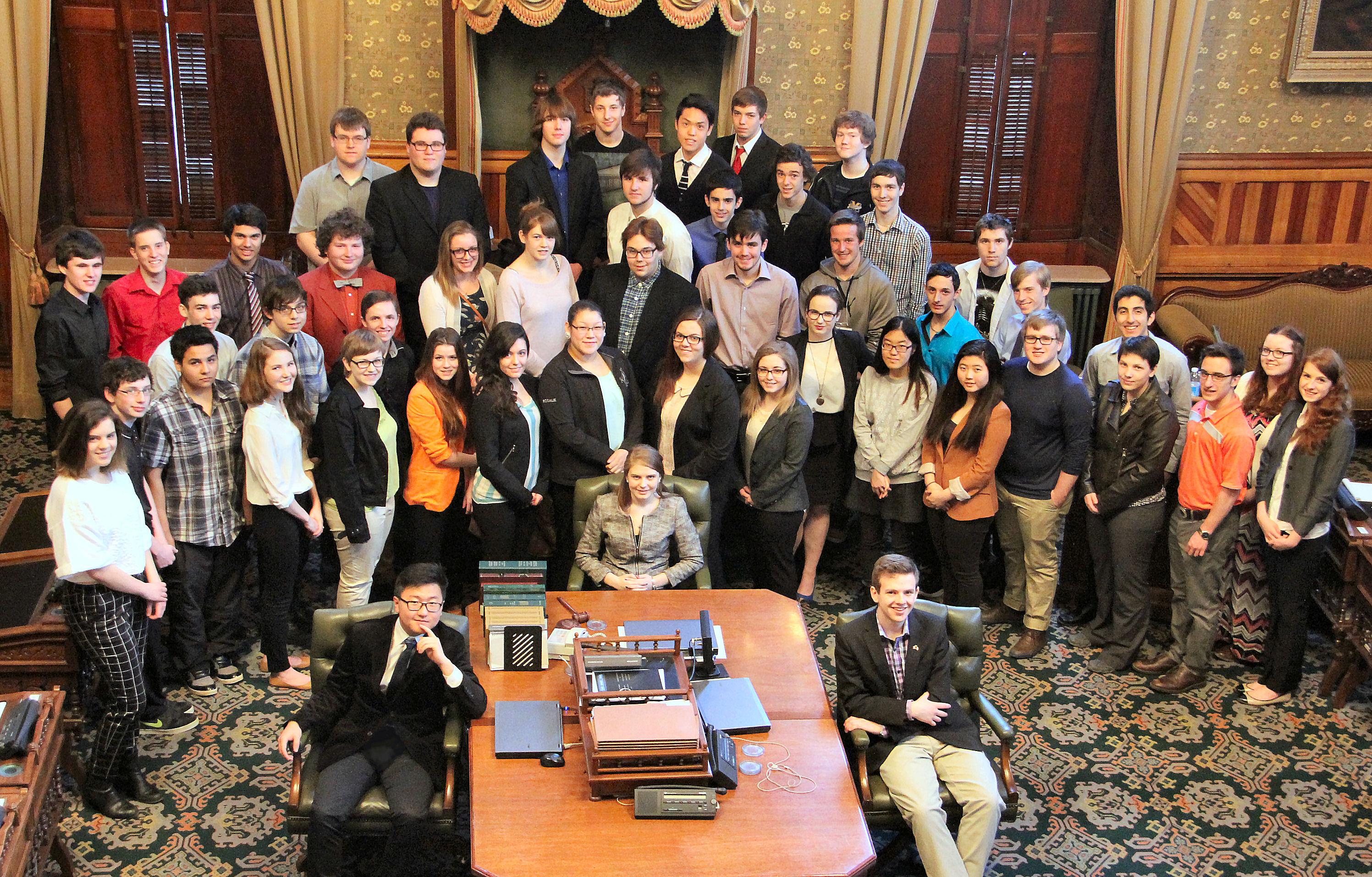 Student Legislative Seminar