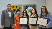 Winners of Environmental Video Contest