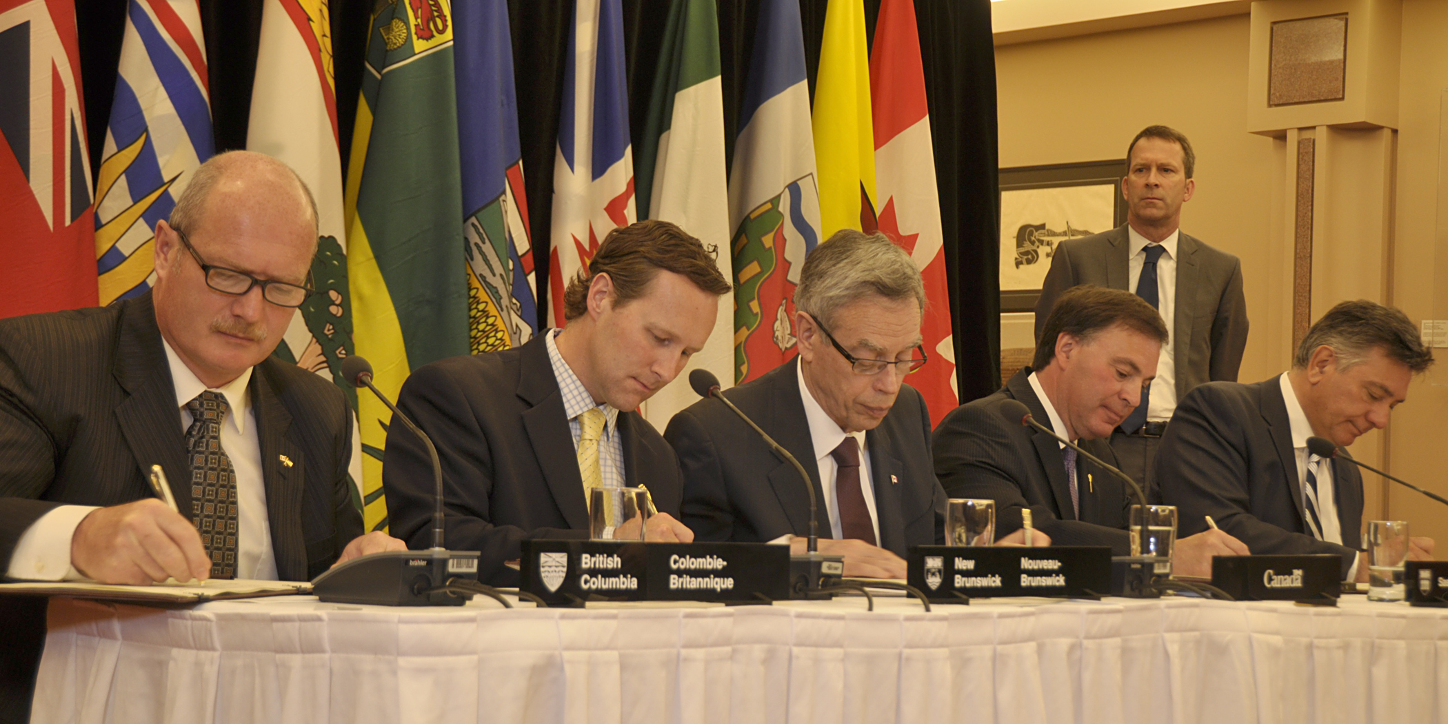 New Brunswick signs agreement in principle for the Cooperative Capital Markets Regulatory System