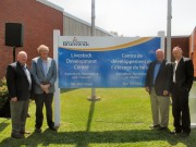 Livestock Development Centre opens in Sussex