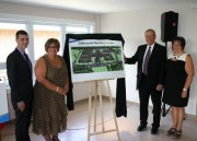 Construction is underway on a replacement nursing home in Dalhousie.