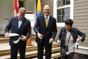 Affordable housing officially open in Saint John