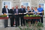 Transition House officially opens in Edmundston
