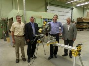 Provincial government invests in high schools trades programs