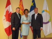 Province hosts bilateral meetings during World Acadian Congress