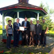 Provincial government invests in Blackville Municipal Park