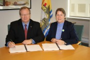 Department of Health and New Brunswick Medical Society finalize agreement