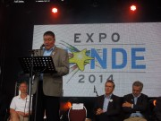 Opening of ExpoMonde in Grand Falls