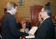 Premier Gallant, Executive Council members named, sworn in