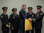 Fire Chief for a Day draw held