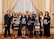 2014 Minister's Excellence in Teaching Awards (anglophone sector)