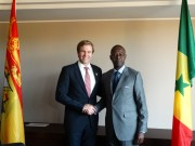 Co-operation agreement signed between New Brunswick and Senegal
