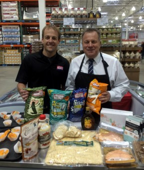 New Brunswick companies benefiting from showcase at Costco