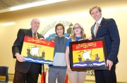 50th anniversary of the New Brunswick flag