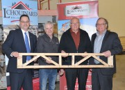 Provincial and federal governments invest in Eel River Crossing manufacturer