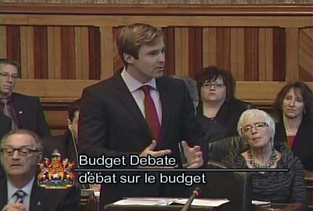 Premier closes budget debate