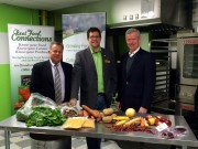 Innovative kitchen project receives federal and provincial support