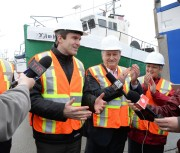 Strategic Infrastructure Initiative investment will help shipbuilding industry on the Acadian Peninsula