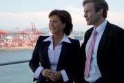 New Brunswick and British Columbia premiers discuss job creation and economic growth