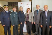 The Wall of Remembrance launched in Moncton