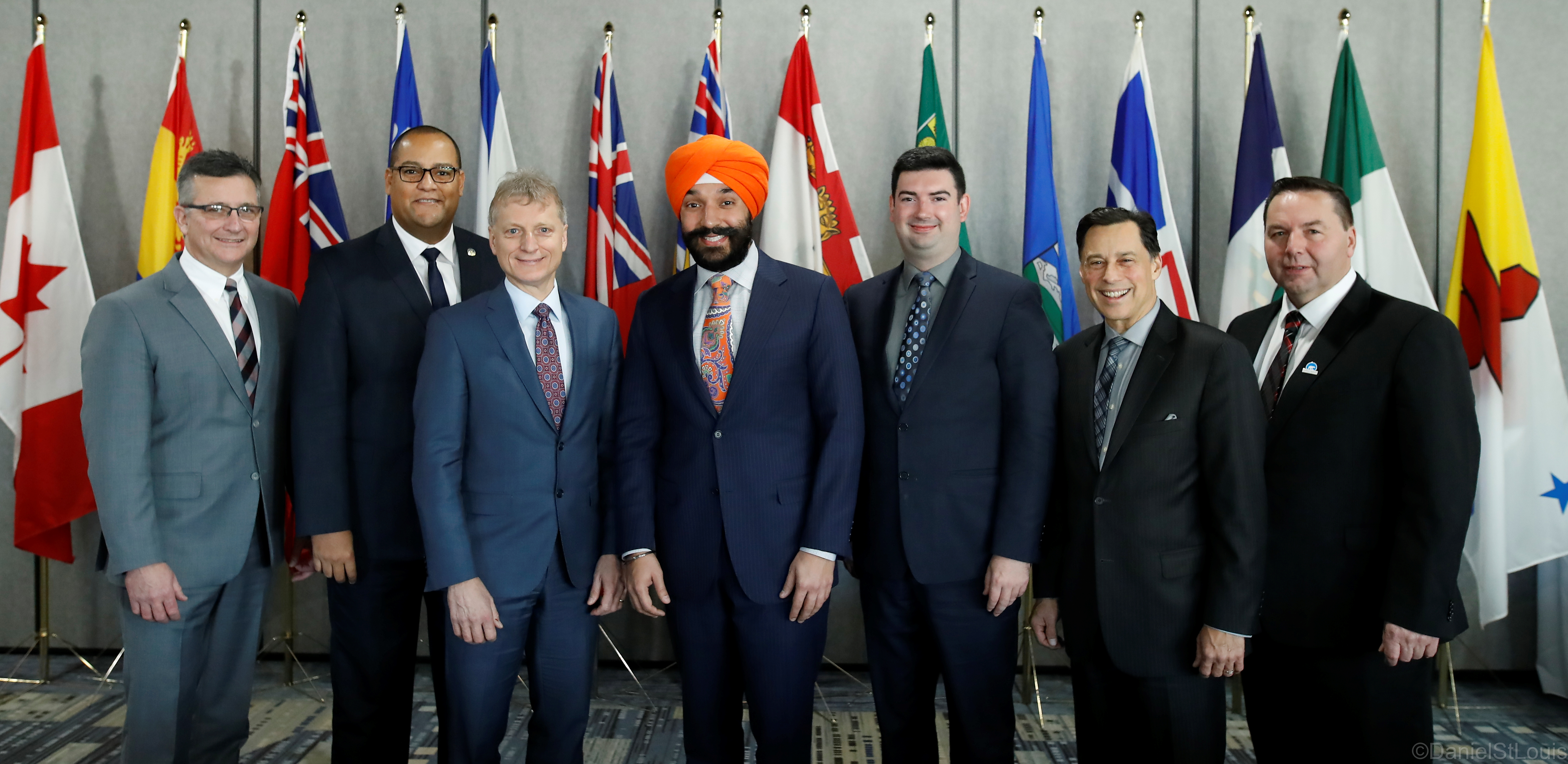 Ministers responsible for internal trade meet